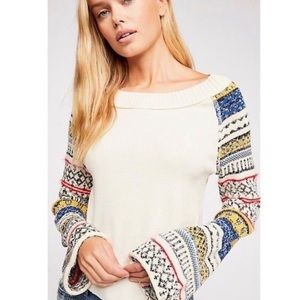 Free People Fairground Boho Thermal Size Small